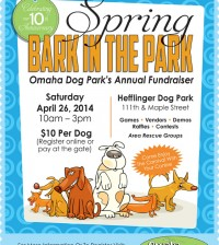 omaha dog park event