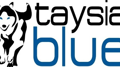taysia blue feature